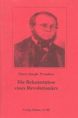 Bekenntnisse eines Revolutionärs