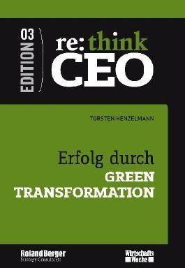 Erfolg durch Green Transformation