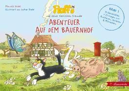 Raffi und seine tierischen Freunde. Abenteuer auf dem Bauernhof.