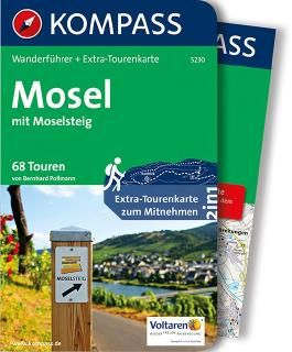 Mosel mit Moselsteig