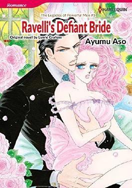RAVELLI'S DEFIANT BRIDE (Harlequin comics)