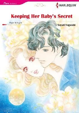Keeping Her Baby's Secret (Harlequin comics)