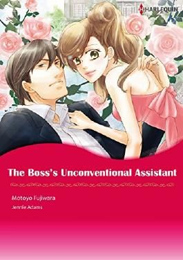 The Boss's Unconventional Assistant (Harlequin comics)
