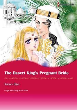 THE DESERT KING'S PREGNANT BRIDE (Harlequin comics)