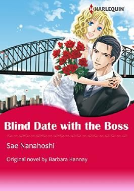 BLIND DATE WITH THE BOSS (Harlequin comics)
