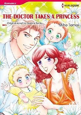 [50P Free Preview] The Doctor Takes A Princess (Harlequin comics)