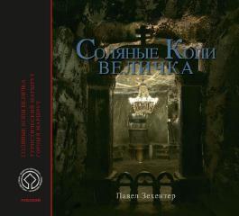 Das Salzbergwerk Wieliczka. Ausgabe in Russisch