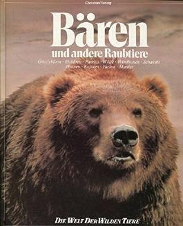 Bären und andere Raubtiere