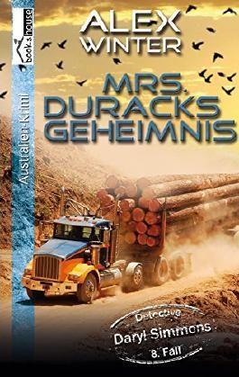 Mrs. Duracks Geheimnis - Detective Daryl Simmons 8. Fall