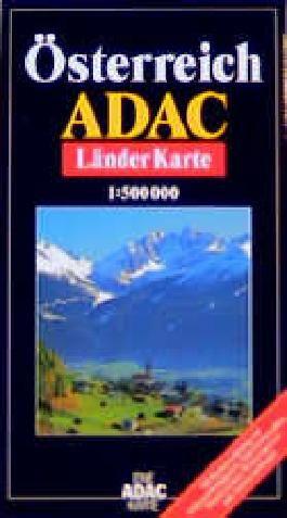 ADAC Karte, Österreich