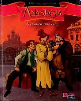 Anastasia, Das Buch zum Film