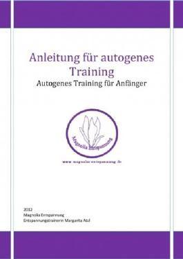 Anleitung für autogenes Training