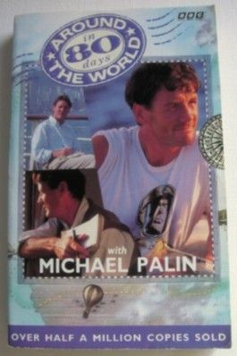 Around the World in Eighty Days: With Michael Palin