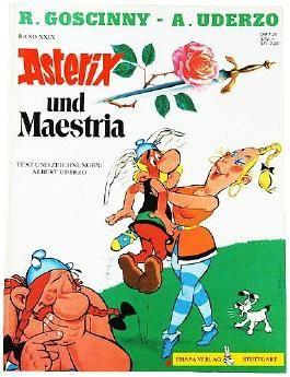 Asterix und Maestria, Band 29