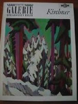 Bastei-Galerie der grossen Maler. Nr. 33. Ernst Ludwig Kirchner