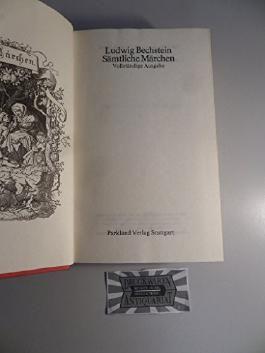 Sämtliche Märchen. Vollständige Ausgabe unter Berücksichtigung der Erstdrucke. Mit 187 Illustrationen von Ludwig Richter. (=Parkland-Klassikerbibliothek).