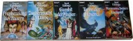 Das Auge Aldurs 1 - 5 (Die Prophezeiung des Bauern - Die Zaubermacht der Dame - Gambit der Magier - Turm der Hexerei - Verwunschenes Endspiel)