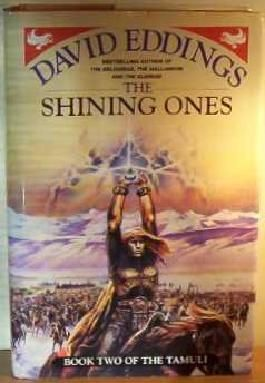 The Shining Ones: Book Two of the Tamuli