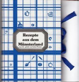 Rezepte aus dem Münsterland - Band 2 - Erprobt, gelobt von Letter Frauen