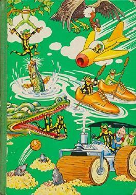 Lurchis gesammelte Abenteuer. Das lustige Salamanderbuch. Band I (Folgen 1 - 21)
