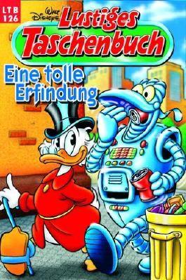 Walt Disneys Lustiges Taschenbuch LTB 126 Eine tolle Erfindung