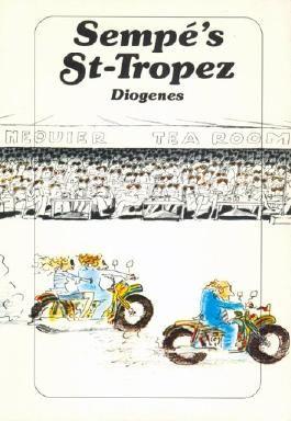 St. Tropez (Cartoon - Diogenes Taschenbuch 21193) - (Broschiert)