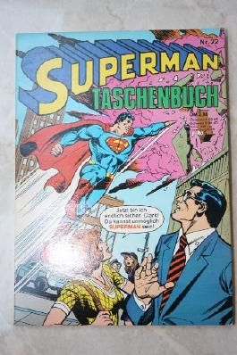 Superman Taschenbuch Nr. 22