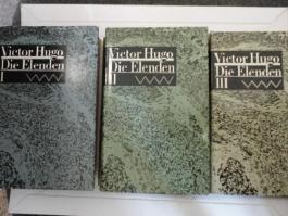Die Elenden. 3 Bände.