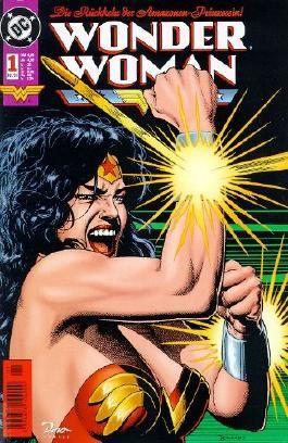 Wonder Woman #1 (1998, Dino Verlag)