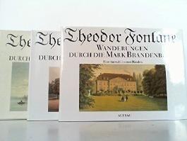 Wanderungen durch die Mark Brandenburg (Band 1 und 2) Eine Auswahl in zwei Bänden. Mit zeitgenössischen Abbildungen 3351000723 ; 352261500x