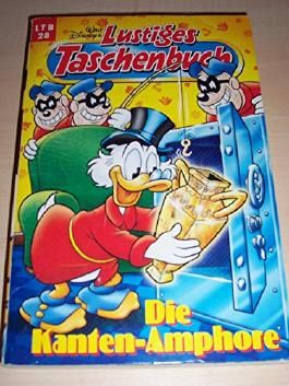 LTB 28 - Die Kanten-Amphore  Lustiges Taschenbuch