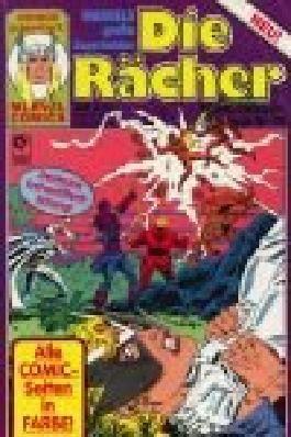 Die Rächer Comic-Taschenbuch 28, ( The Avengers) 1990, Condor Marvel Comics Condor präsentiert: Marvels große Superhelden .