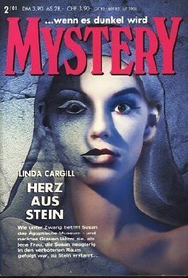 ... wenn es dunkel wird Mystery Band 188 ~ Herz aus Stein ;