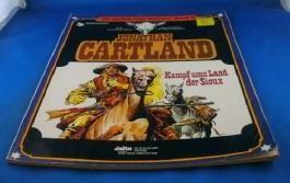 Die großen Edel-Western # 5 - Ehapa 1980 - JONATHAN CARTLAND (Jonathan Cartland)