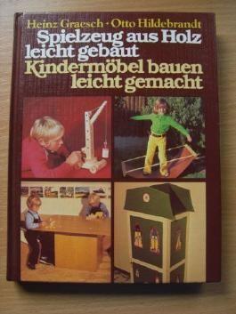 Spielzeug aus Holz leicht gebaut Kindermöbel bauen leicht gemacht
