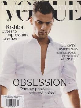 Vogue Homme International(Paris) (Spring Summer 2012)