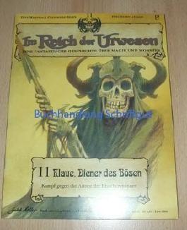 Im Reich der Urwesen, Band 11 - Klaue, Diener des Bösen