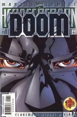 Heroes Reborn Doom Volume 1 Issue 1 January 2000