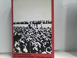 Illustrierte Geschichte der Russischen Revolution 1917.