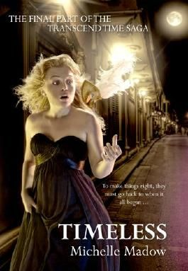 Timeless (The Transcend Time Saga Book 2)
