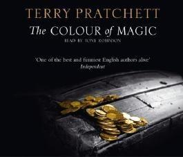 The Colour Of Magic: (Discworld Novel 1) (Discworld Novels) by Terry Pratchett [08 October 2004]