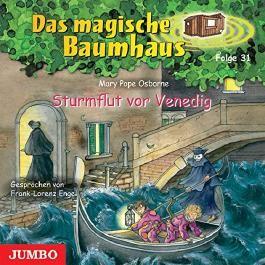 Sturmflut vor Venedig (Das magische Baumhaus 31)
