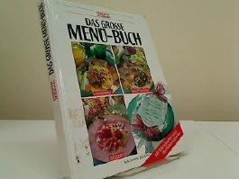 Das große Menü-Buch