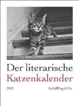 Der literarische Katzenkalender 2014 von Julia Bachstein (2013) Spiralbindung