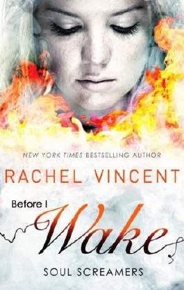 Before I Wake (Soul Screamers) by Vincent, Rachel (2012) Paperback