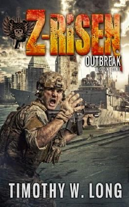 Outbreak (Z-Risen Series Book 1)