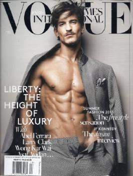 Vogue Hommes International Paris (Spring/Summer 2013 - No. 17)