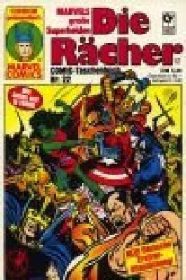 Die Rächer Comic-Taschenbuch 22, Condor Marvel Comics