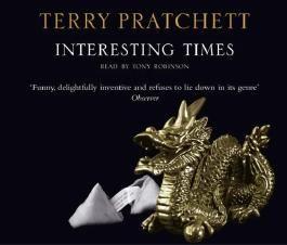 Interesting Times: (Discworld Novel 17) (Discworld Novels) by Terry Pratchett (2005) Audio CD