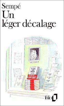 Un léger décalage de Sempé (1988) Poche